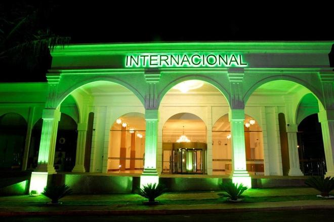 Hotel Internacional Maringá - Maringá - Rakennus