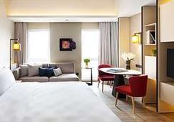 北京東直門雅辰悅居酒店 - 北京 - 臥室