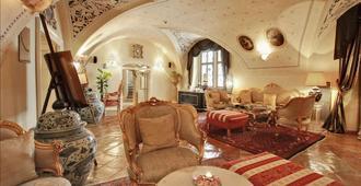 Alchymist Grand Hotel And Spa - פראג - חדר שינה