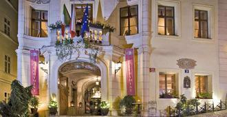 Alchymist Grand Hotel And Spa - Praga - Edifício