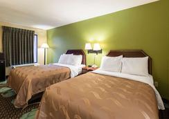 Quality Inn - Alexandria - Κρεβατοκάμαρα