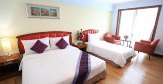 Karnmanee Palace Hotel - Μπανγκόκ - Κρεβατοκάμαρα