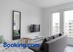Hiisi Homes Espoo Center - Espoo - Living room