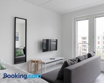 Hiisi Homes Espoo Center - Еспоо - Living room