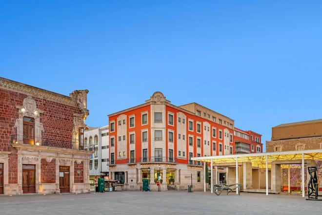 Quality Inn Aguascalientes - Aguascalientes - Gebäude
