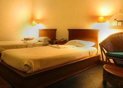 Shangri-La Village Pokhara - Pokhara - Bedroom