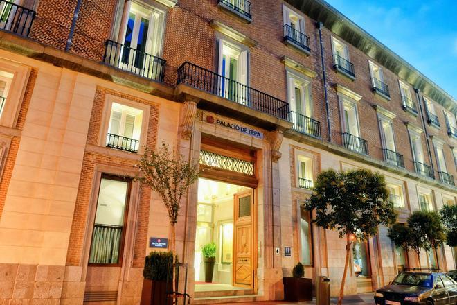 NH Collection Madrid Palacio de Tepa - Madrid - Rakennus