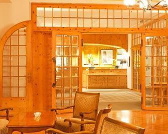 Edelweiss Swiss Quality Hotel - Sils im Engadin/Segl - Gebäude