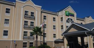 Holiday Inn Express Jacksonville East - Jacksonville - Rakennus