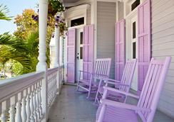 Artist House Key West - Key West - Parveke