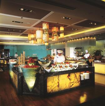 Shangri-la Hotel Beijing - Πεκίνο - Μπουφές