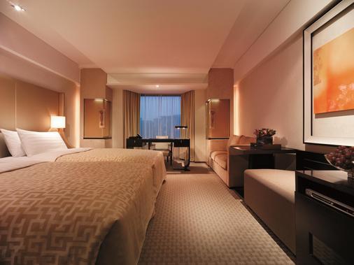 Shangri-la Hotel Beijing - Πεκίνο - Κρεβατοκάμαρα