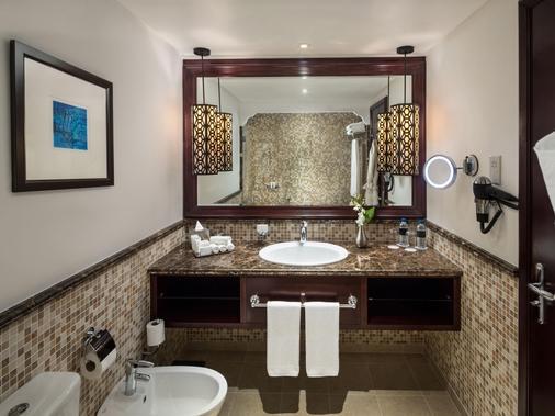 Ajman Hotel - Ajman - Bathroom