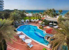 Ajman Hotel - Ajman - Havuz