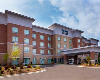 Fairfield Inn & Suites By Marriott Charlotte Pineville - Pineville - Building