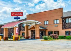 Econo Lodge at Wanamaker - Topeka - Rakennus