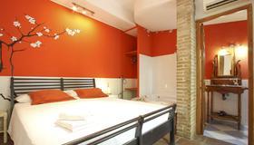 Las Acacias Hostal Restaurante - Málaga - Bedroom