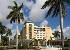 Fort Lauderdale Marriott Coral Springs Hotel & Convention Center - Coral Springs - Building