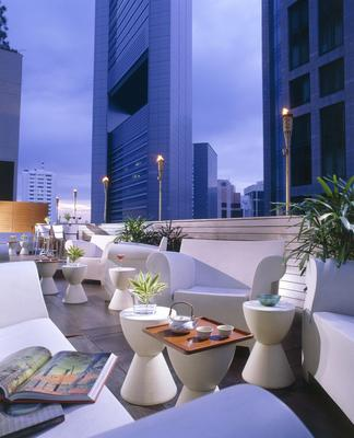 M Hotel Singapore - Singapur - Bar