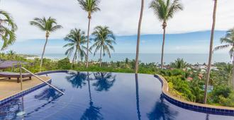 Seaview Paradise Mountain Holiday Villas - Koh Samui - Pool