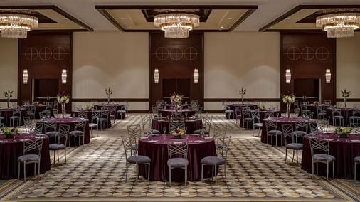 Hyatt Regency Dallas At Reunion - Dallas - Banquet hall