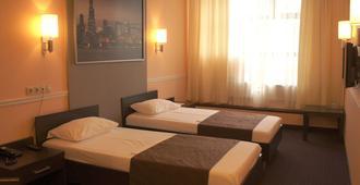 Eugene Hotel - Moskva - Sovrum
