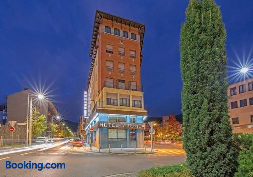 Hotel Avenida - la Seu d'Urgell - Building