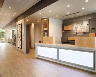 Holiday Inn Express & Suites Nebraska City - Nebraska City - Receptie