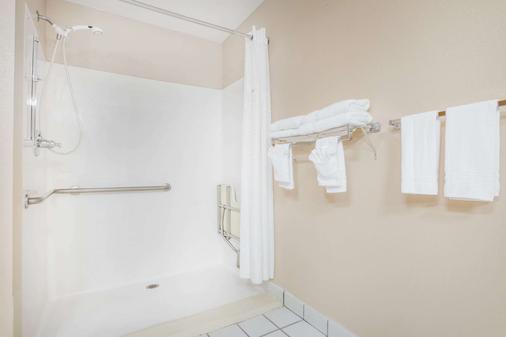 Baymont by Wyndham Plainfield/ Indianapolis Arpt Area - Plainfield - Bathroom