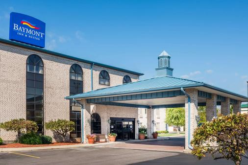 Baymont by Wyndham Plainfield/ Indianapolis Arpt Area - Plainfield - Building