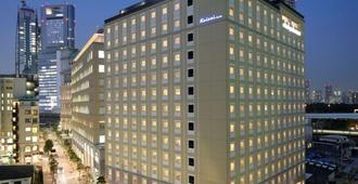 Mitsui Garden Hotel Shiodome Italia-Gai - Τόκιο - Κτίριο