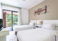安格拉杜斯雷斯金色鬱金香酒店 - 安哥拉港 - 里約熱內盧 - 臥室