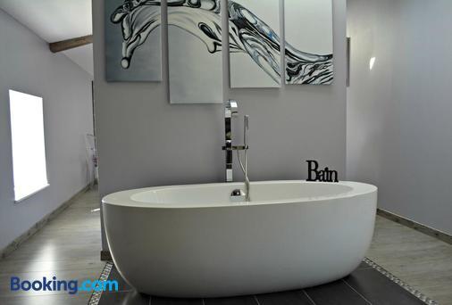 Aux 4 Cornes - Fontenay-le-Comte - Bathroom