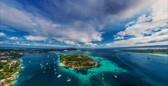 Iririki Island Resort & Spa - Port Vila - Rakennus