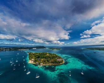 Iririki Island Resort & Spa - Port-Vila - Bygning