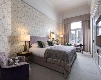 The Balmoral Hotel - Edinburg - Slaapkamer