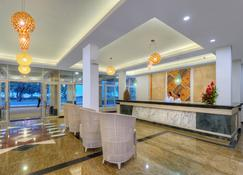 Tanoa International Dateline Hotel - Nukualofa - Recepción