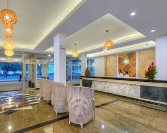 Tanoa International Dateline Hotel - Nuku'alofa - Рецепція
