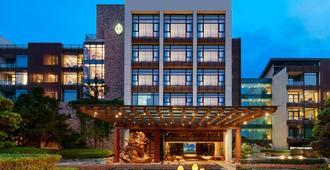Intercontinental One Thousand Island Lake Resort - Qiandaohu - Edifício