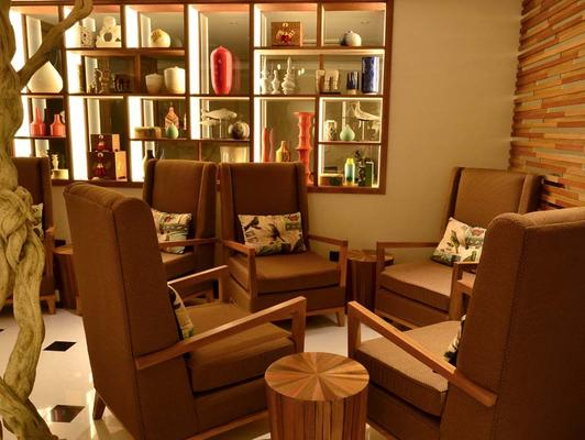 The Somerset Hotel - Malé - Lounge