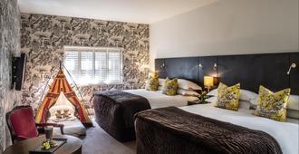 The Kensington Hotel - לונדון - חדר שינה