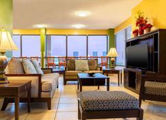 阿靈頓高地品質酒店 - 阿靈頓 - 阿林頓 - 客廳