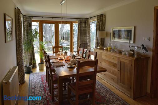 Brae House - Aberfeldy - Dining room
