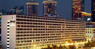 Jinglun Hotel - Peking - Rakennus