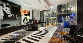 Protea Hotel Fire & Ice! by Marriott Johannesburg Melrose Arch - Johanesburgo - Lobby