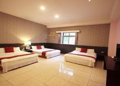 Liwu Hotel Taroko - Xiulin Township - Schlafzimmer