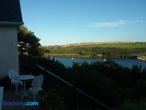 Rocklands House Bed And Breakfast - Kinsale - Balcony