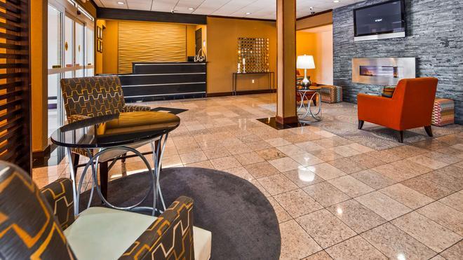 亞特蘭大 - 昆內特智選假日酒店 - 杜魯斯 - 德盧斯(喬治亞州) - 大廳