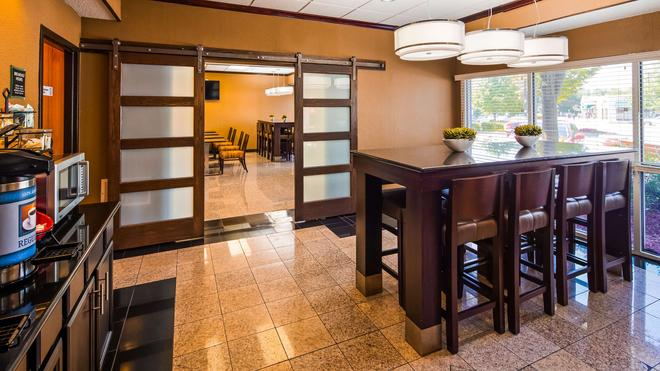 亞特蘭大 - 昆內特智選假日酒店 - 杜魯斯 - 德盧斯(喬治亞州) - 餐廳