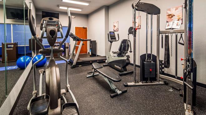 Best Western Gwinnett Center Hotel - Duluth - Gym